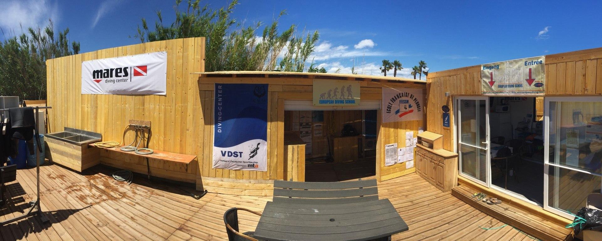 EDS Saint Tropez Large - European Diving School