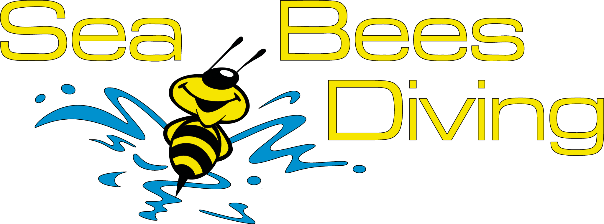 SB Logo trans 300dpi - Sea Bees Diving